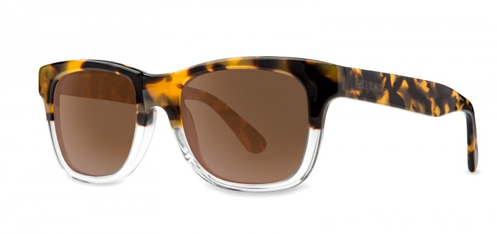 FILTRATE - OXFORD TORT/CLEAR/BROWN POLARIZED ONE SIZE