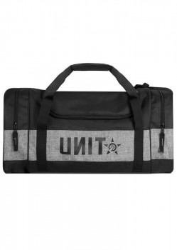 UNIT - TRANSIT DUFFLE BAG GREY