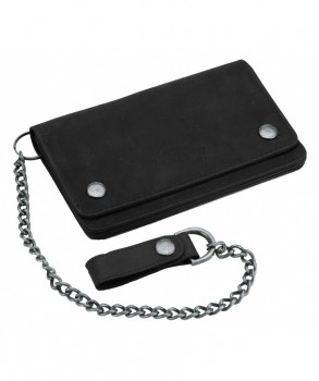DICKIES - DEEDSVILLE WALLET BLACK