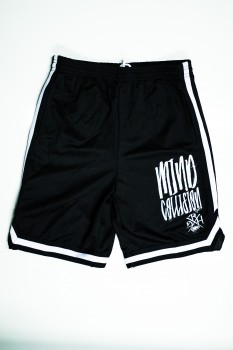 MINDCOLLISION - MC SHORTS BLACK S