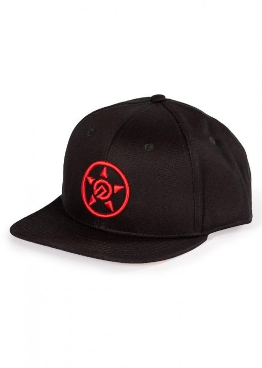 UNIT - FIREBALL YOUTH SNAPBACK BLACK