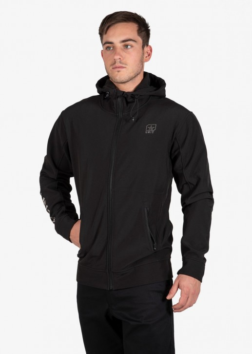 UNIT - DECADE JACKET BLACK