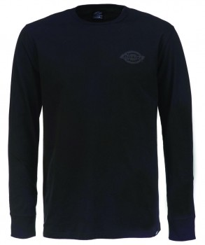 DICKIES - PIPERSVILLE LONGSLEEVE BLACK