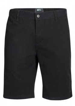 UNIT - FUSED WALKSHORTS BLACK