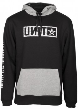 UNIT - HUNTER HOODY BLACK