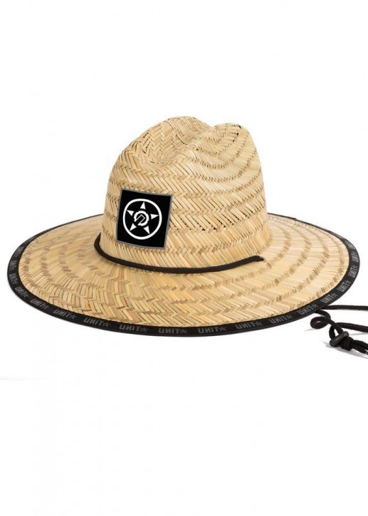 UNIT - TRICE STRAW HAT NATURAL
