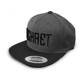 SICKRET - SNAPBACK GREY/BLACK