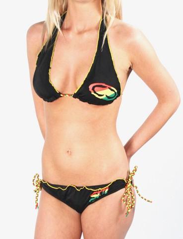 SRH - Cheetah Reverse Bikini Rasta