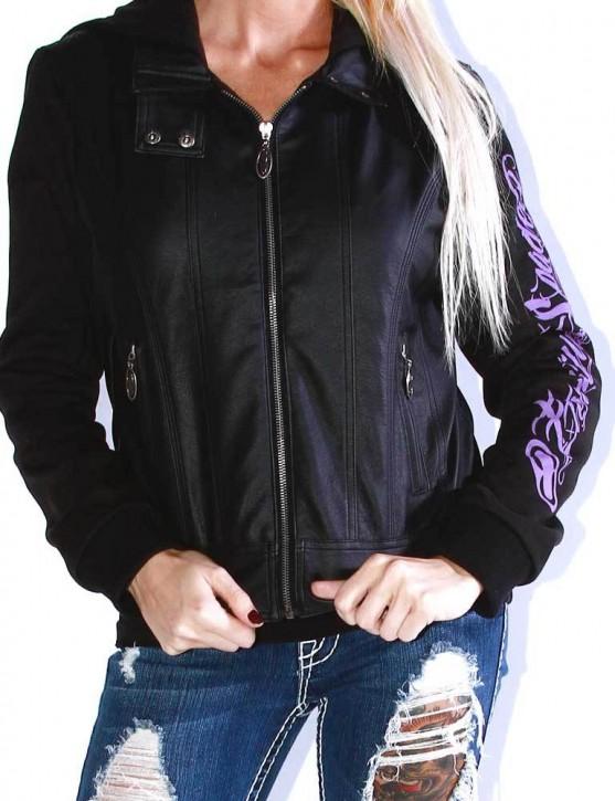 SRH - Betty Zip Up Jacket Black S