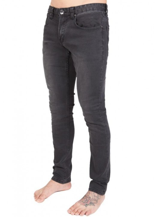 UNIT - EMPIRE JEANS BLACK
