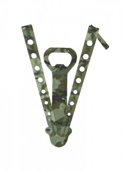UNIT - FLICK BOTTLE OPENER CAMO ONE SIZE