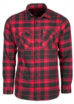 UNIT - OUTPOST FLANNEL RED M