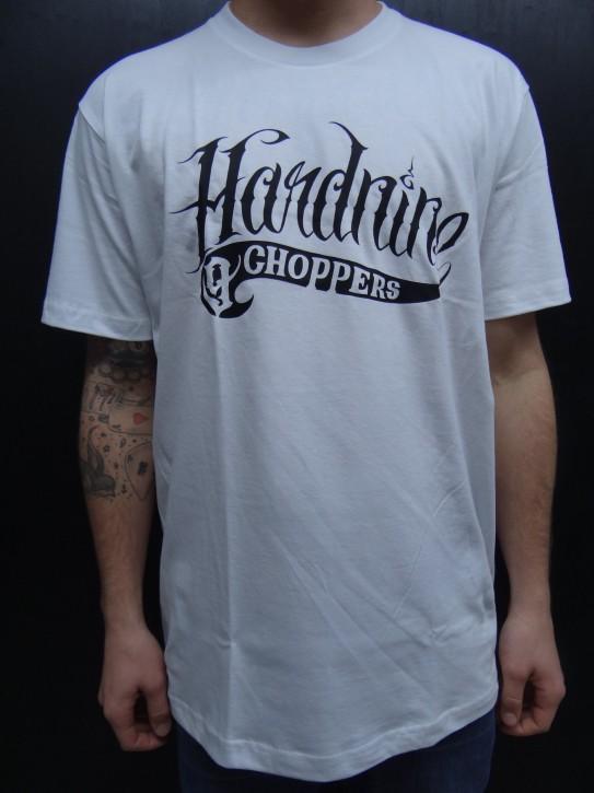H9 - HARDNINE TEE White