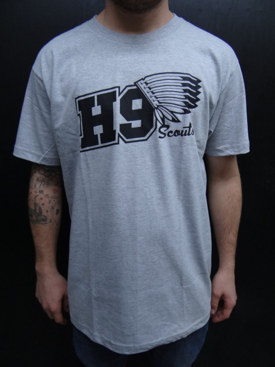 H9 - SCOUTS TEE Grey
