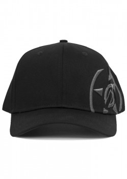UNIT - JOLTED SNAPBACK BLACK ONE SIZE