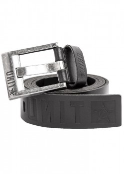 UNIT - FEDERAL BELT BLACK