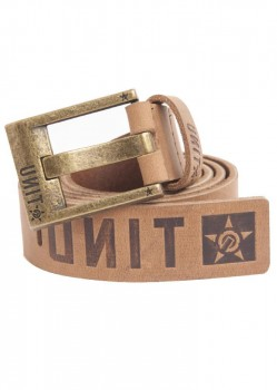 UNIT - FEDERAL BELT BROWN
