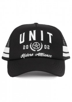 UNIT - SORORITY TRUCKER CAP BLACK