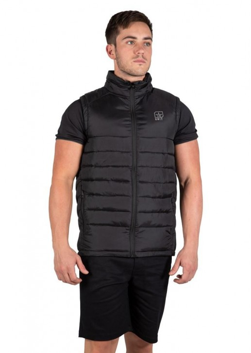 UNIT - APEX JACKET BLACK
