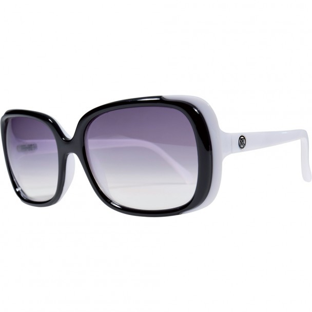 FILTRATE - GEMINI BLACK WHITE GLOSS/GREY LENS