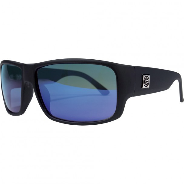 FILTRATE - RIFF BLACK MATTE/BLUE MIRROR LENS