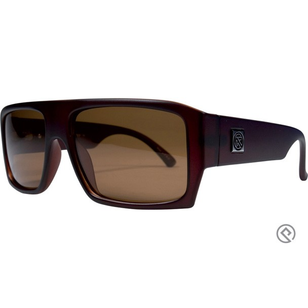 FILTRATE - RUIDO DARK BROWN MATTE/BROWN LENS
