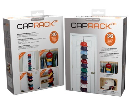 PERFECT CURVE - CAP RACK 36 SYSTEM