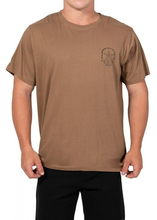 UNIT - BREACH TEE TAN
