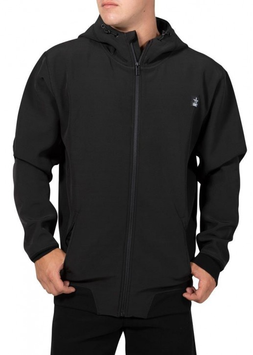 UNIT - CONVERT HOODY BLACK