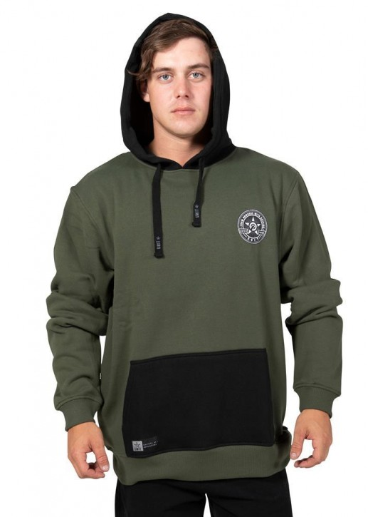 UNIT - REVAMP HOODY MILITARY