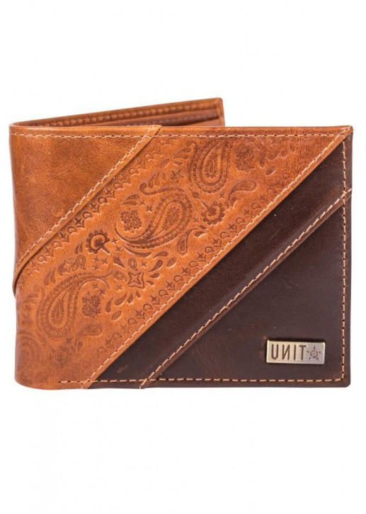 UNIT - UNIFIED WALLET BROWN