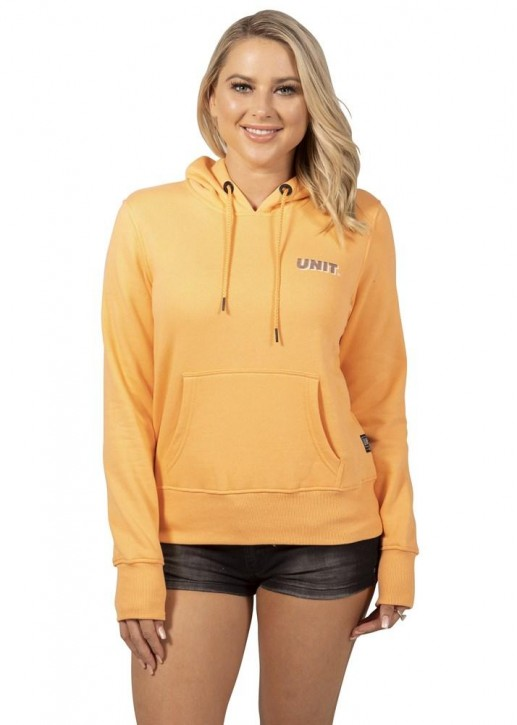UNIT - TRESTLES HOODY PEACH