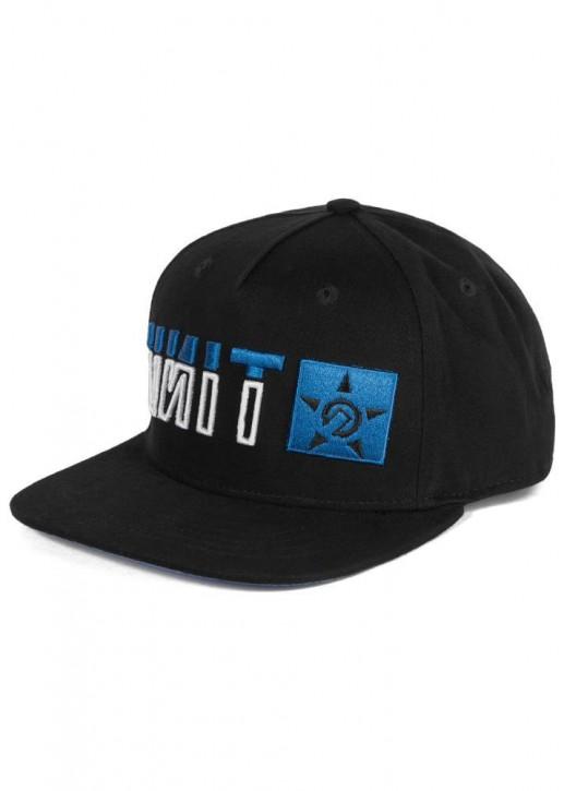 UNIT - YOUTH CAP ADMISSION BLACK ONE SIZE