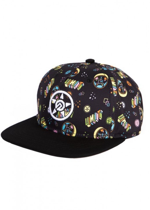 UNIT - YOUTH CAP GOODIES BLACK