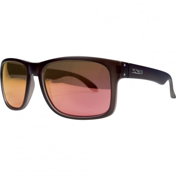 FILTRATE - SINK CLEAR GREY MATTE/RED MIRROR LENS
