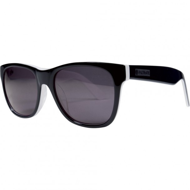 FILTRATE - CELLAR DOOR BLACK WHITE GLOSS/ GREY LENS