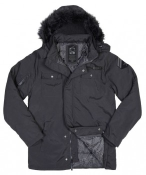 UNIT - COMANCHE JACKET BLACK