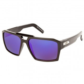 UNIT - BLACK WIDOW SUNNIES BLACK/BLUE