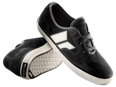 MACBETH - SHOE PENDELTON BLACK/CEMENT SUEDE