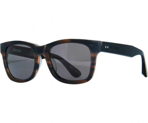FILTRATE - OXFORD DARK EARTH / SMOKE LENS