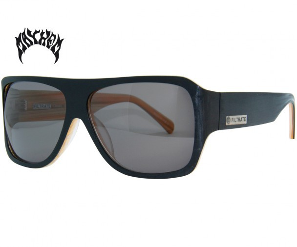 FILTRATE - MAYHEM BLACKWOOD / GREY LENS