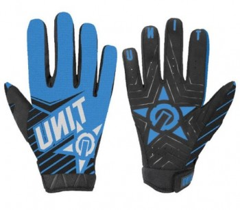 UNIT - RIDING GLOVES RAMPAGE BLUE