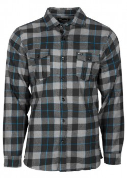 UNIT - BRUNSWICK FLANNEL BLACK M