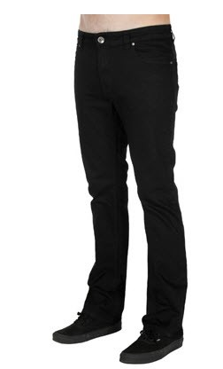 UNIT - GRANT DENIM JEANS BLACK