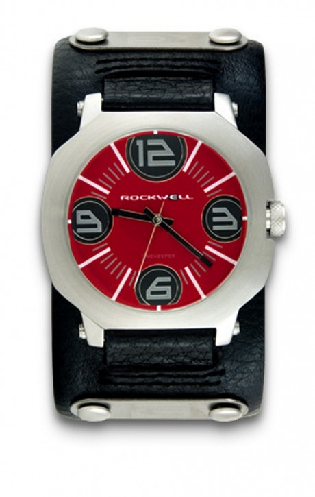 ROCKWELL - THE ASSASIN RED/BLACK