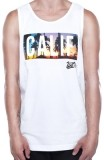 UNIT - CALIF 2.0 TANK WHITE S