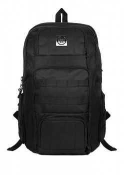 UNIT - RENEGADE BACKPACK BLACK