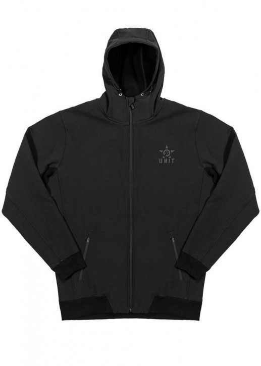 UNIT - KINETIC JACKET BLACK