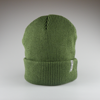 WEAREV - BEANIE BERTOLLI - EXTRA VERGINE GREEN ONE SIZE