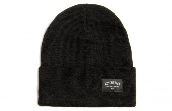 HÄ - ADVENTURER BEANIE BLACK